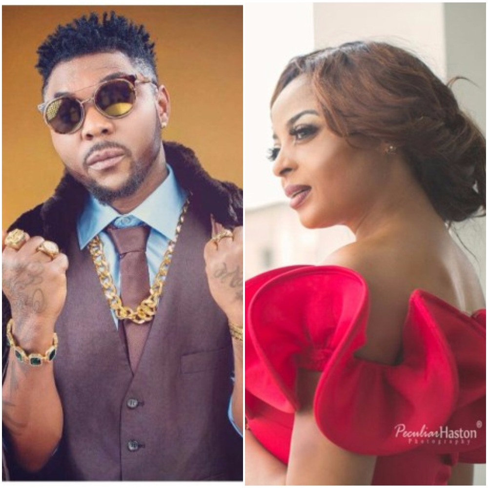 Oritsefemi's Wedding Aso-Ebi Available For Fans At 40k And 25k Each