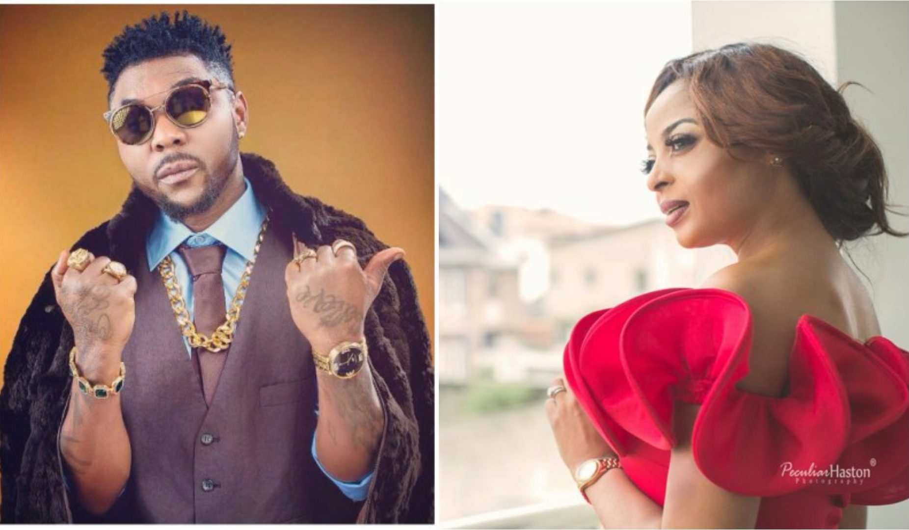 'My Baby Mamas Support Me Despite Being Married To Another Woman' - Oritsefemi