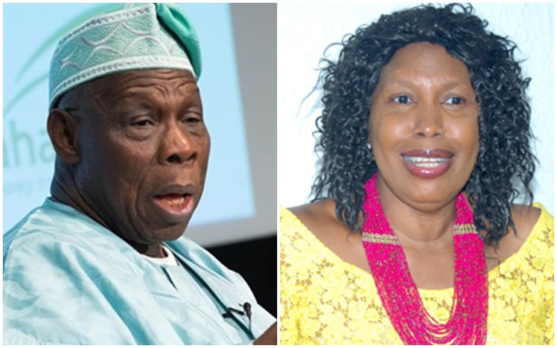 Obasanjo vs Obasanjo: ex-wife accuses former president of using their son's wedding as an occultic feast
