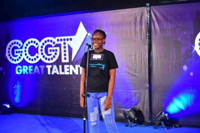 How Sunrise moved from volunteering to the regional final at Lagos Great Talent auditions