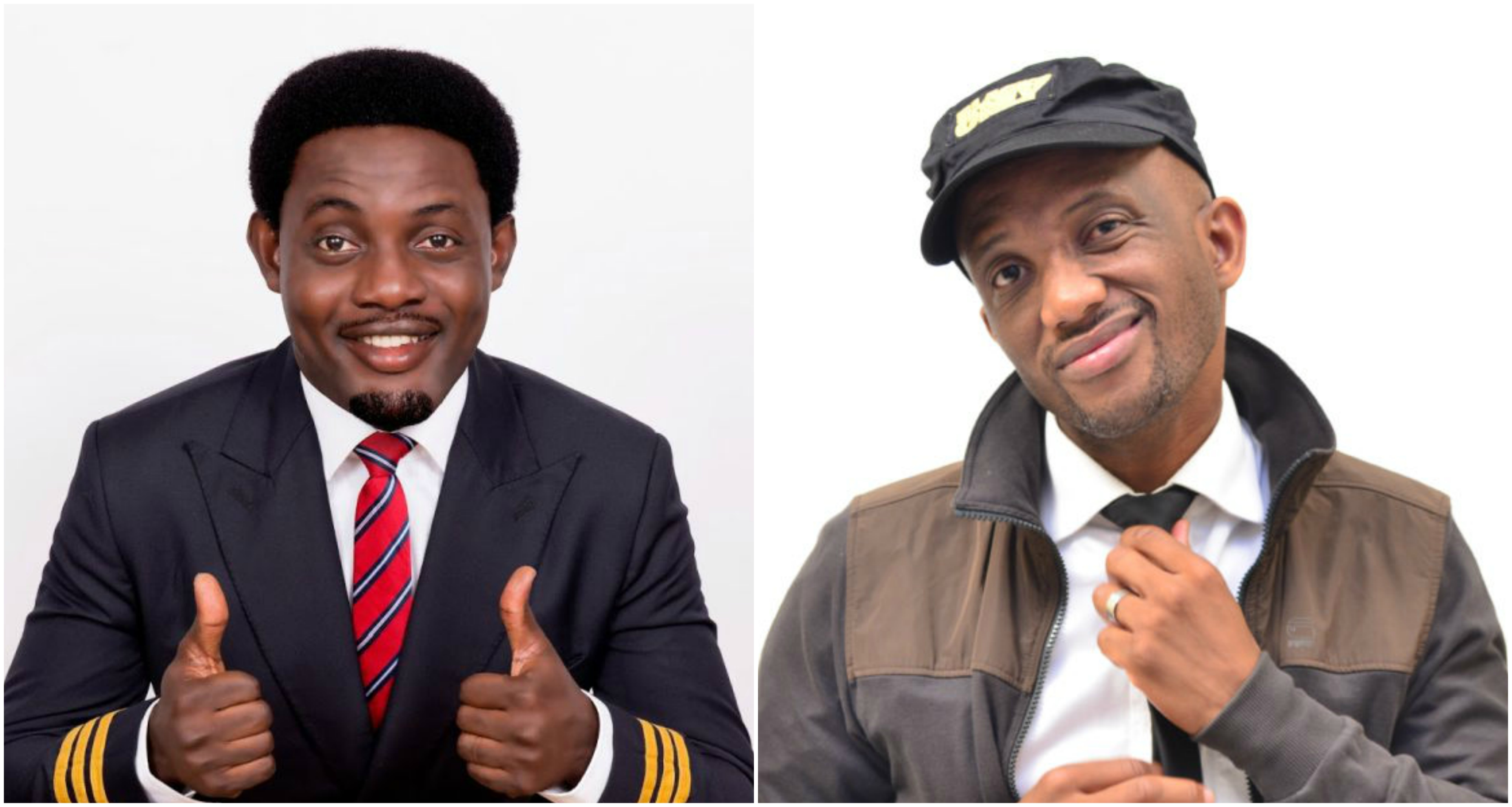 It's a battle of comedy greats as Nigeria's AY Makun faces South Africa's David Kau on Lip Sync Battle Africa