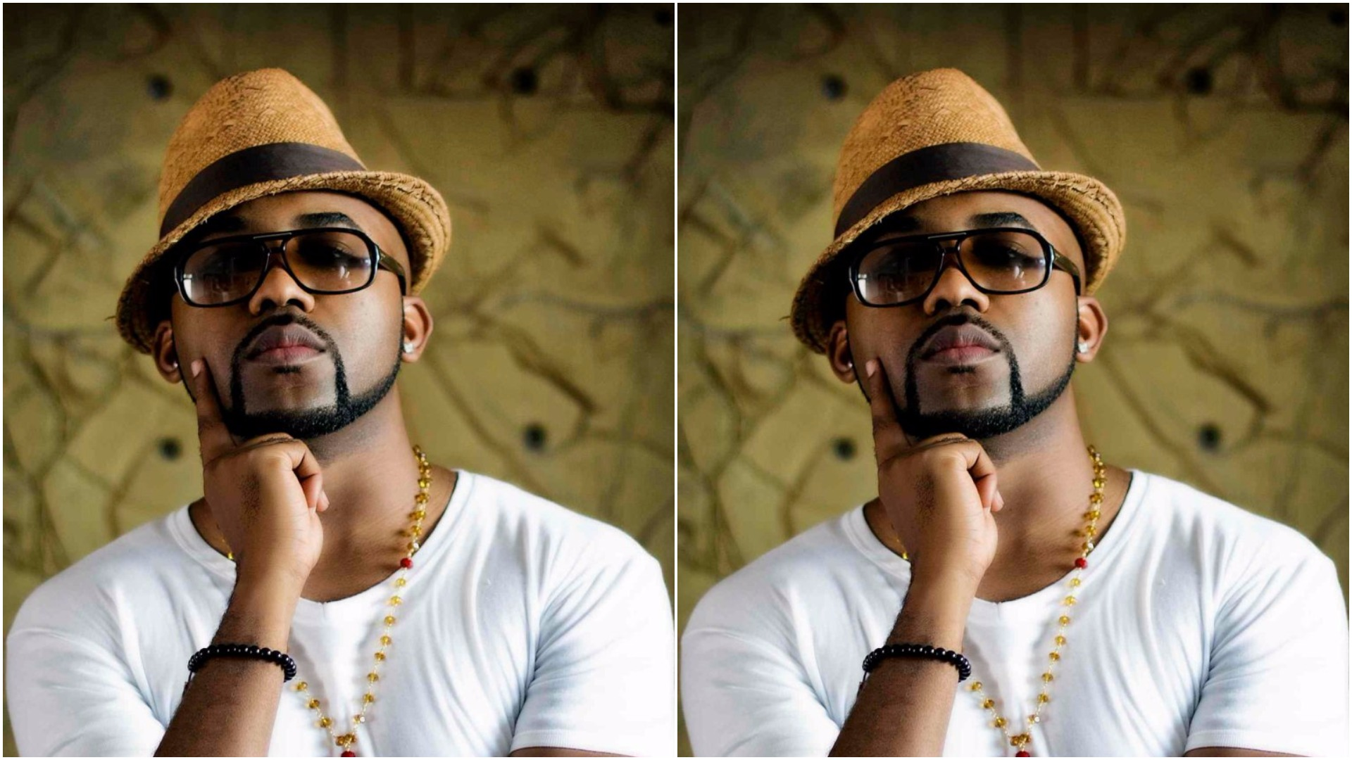 'I'm a married man, don't touch me like that' - Banky W cautions female fan at a concert