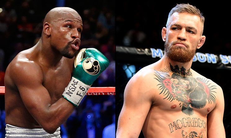 One for the money: Floyd Mayweather set to earn $100m in fight with Conor McGregor