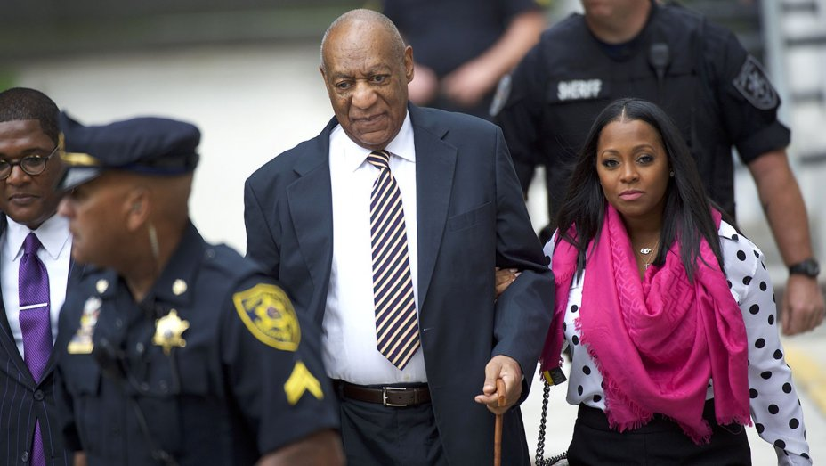 Bill Cosby arrives court with his 'Cosby Show' daughter for sexual assault trial