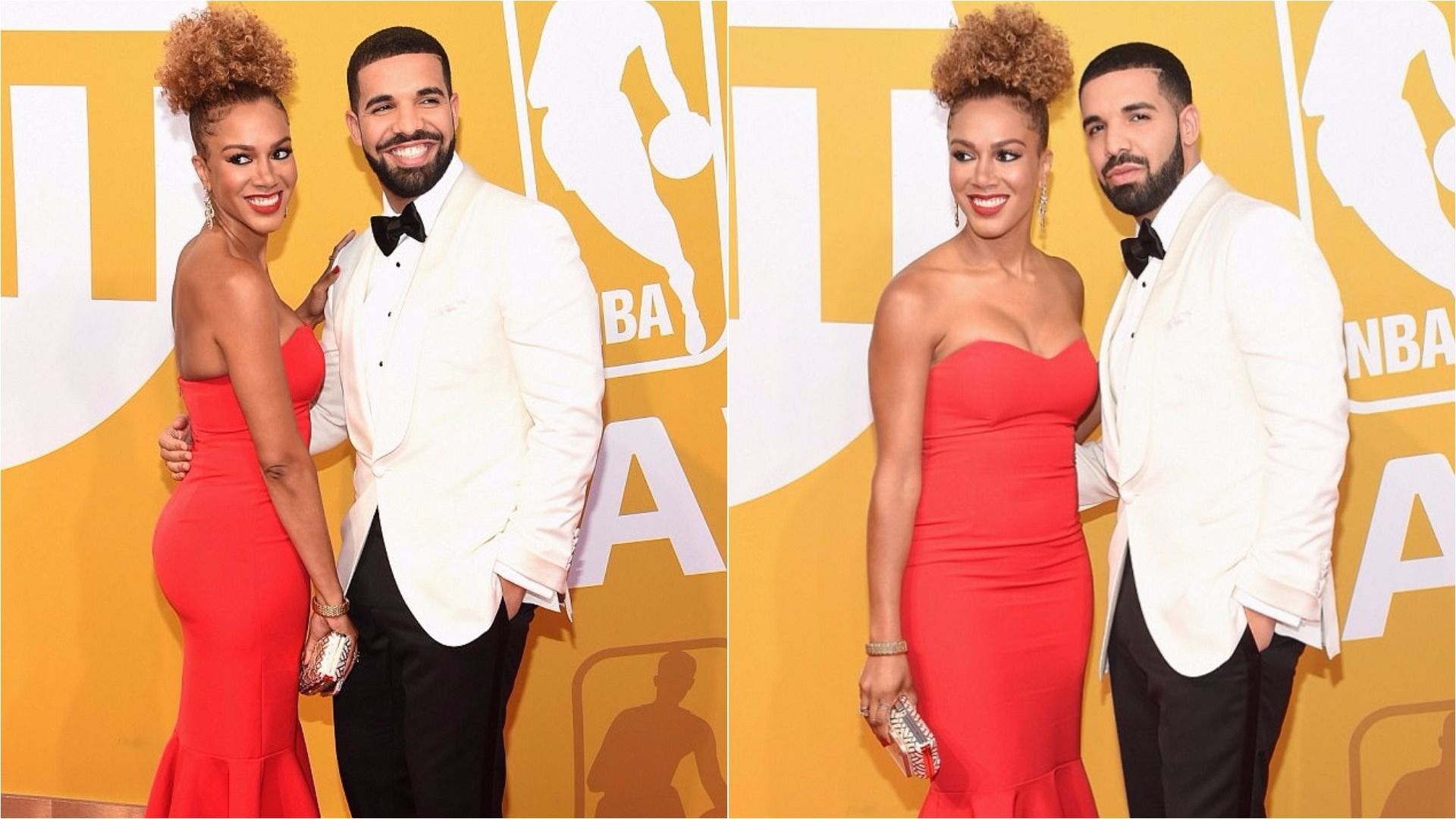 Drake brought Nigerian Basketball analyst Rosalyn Gold-Onwude as his date to the NBA Awards