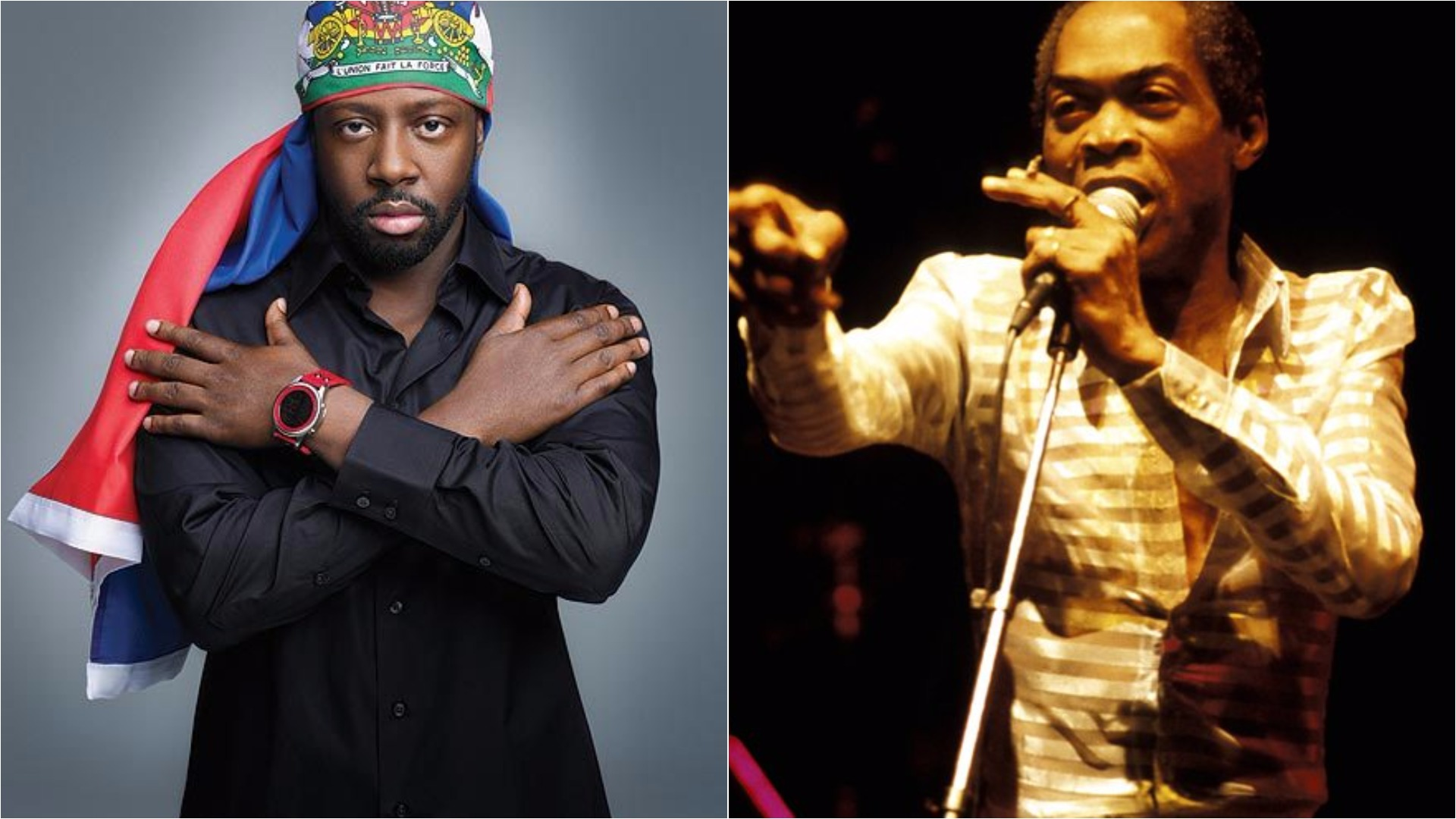Wyclef Releases the Video For His Ode to Fela Kuti