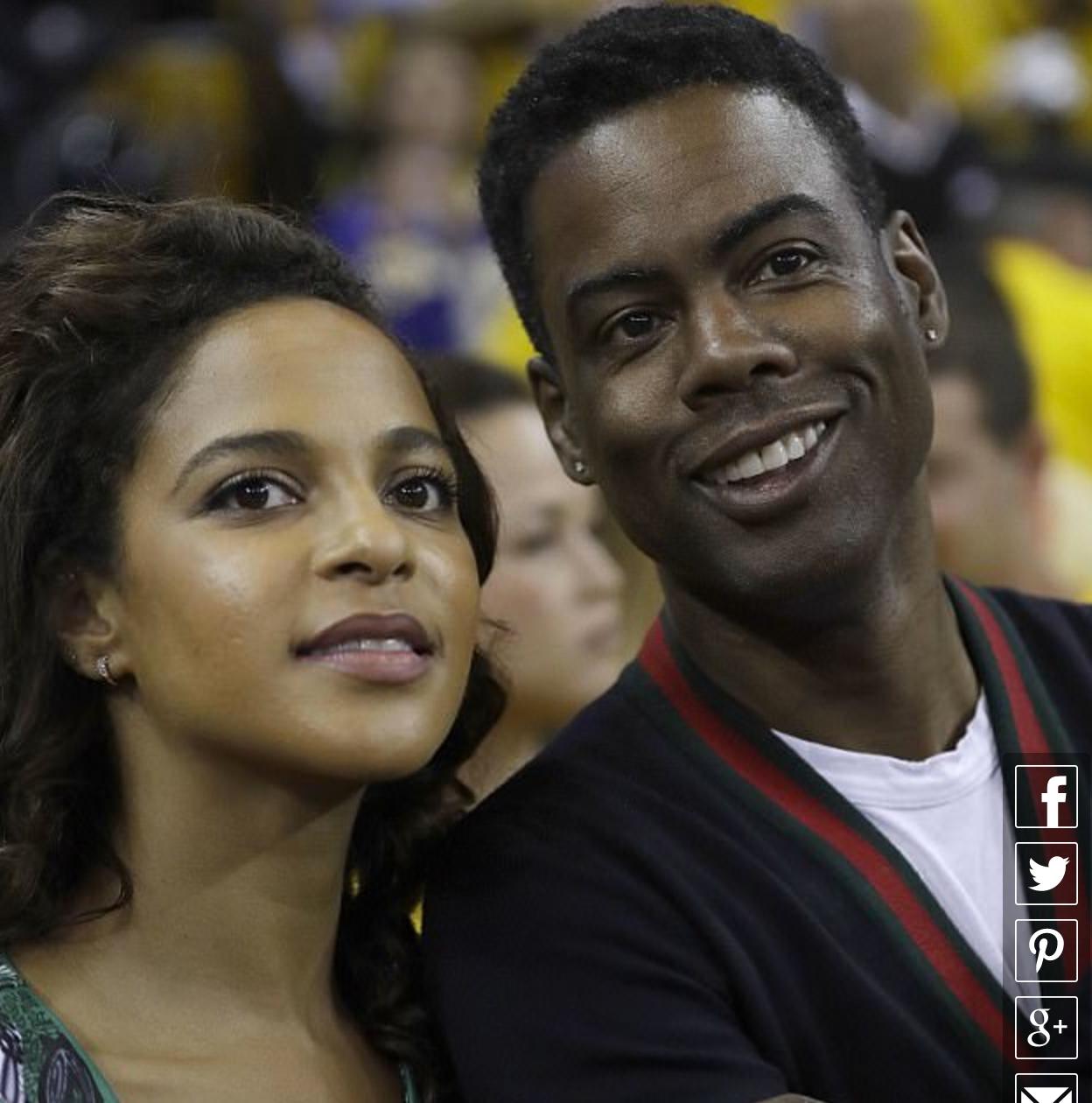 Meet Megalyn Echikunwoke, Chris Rock's Nigerian Girlfriend