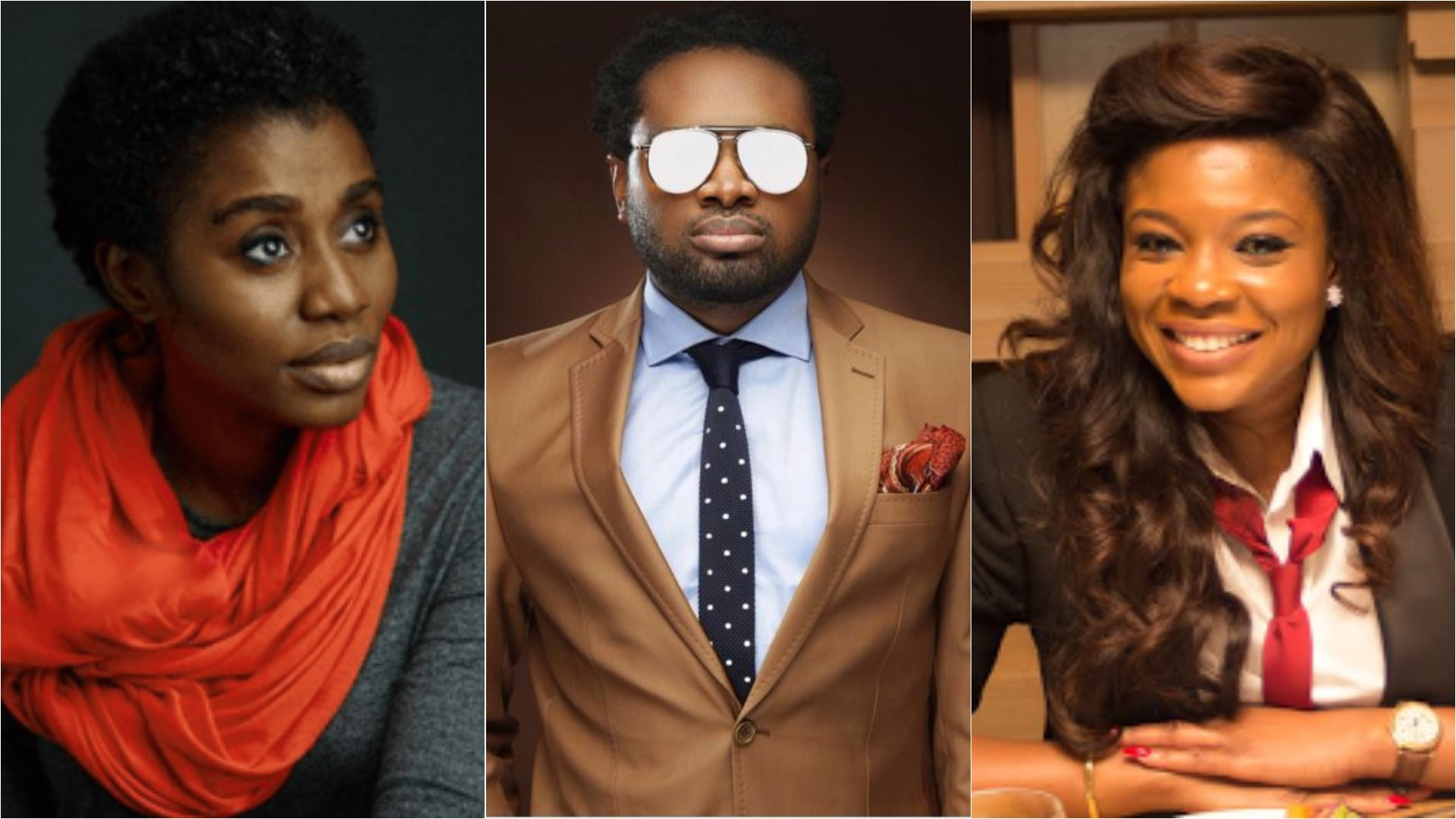 Cobhams, Kemi Adetiba, TY Bello, shortlisted for 'Ten Outstanding Young Persons' awards