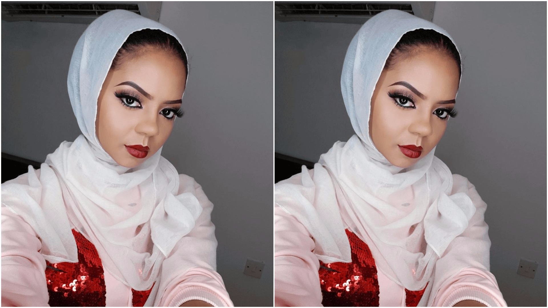 D'banj's ex, Adama Indimi is a beautiful selfie queen!