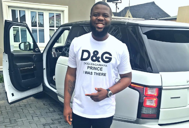 Hushpuppi looking to reward students who named hostel after him