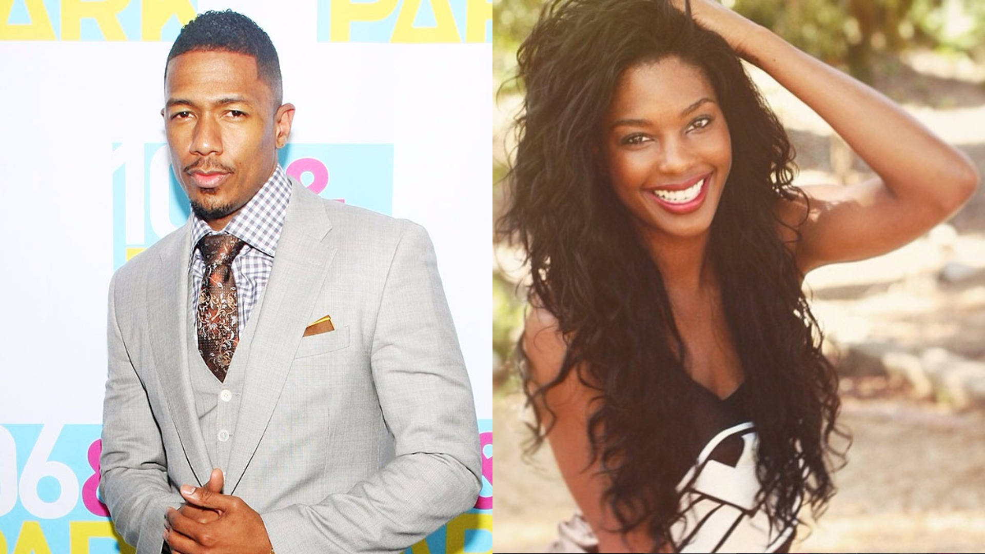 Nick Cannon's 'new girlfriend' reacts to being called ...