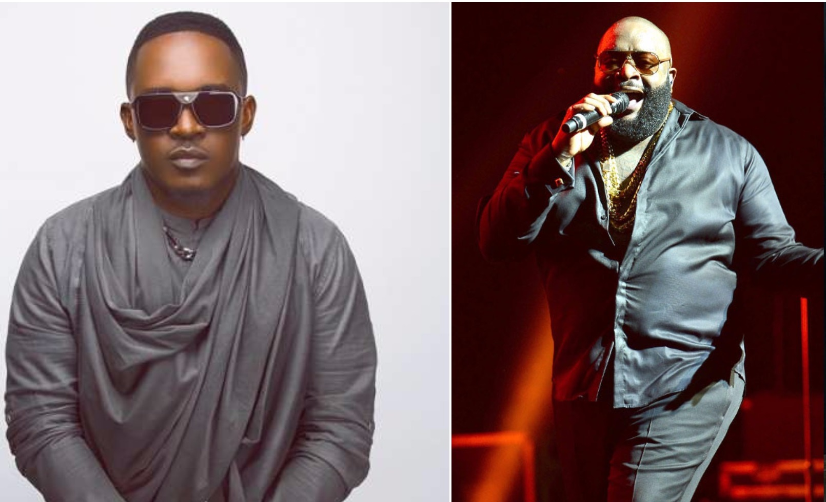Yung denzL and Yung Renzel: M.I Abaga 'speaking into existence' a collabo with Rick Ross