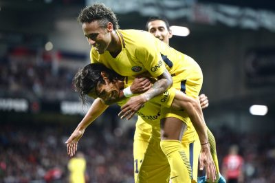 Neymar marks first PSG appearance with goal and assist in easy win