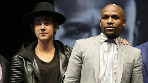 Here's what Justin Bieber thinks of former buddy, Floyd Mayweather's fight with Conor McGregor