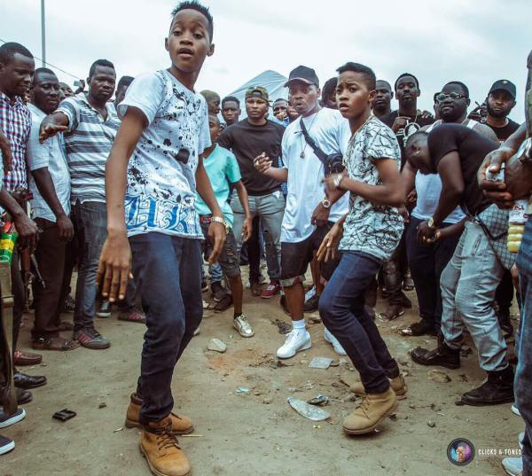 'Dragging a video when general hospitals barely get necessary attention' - Nigerians go savage on Health Ministry over Olamide's 'Wo!'