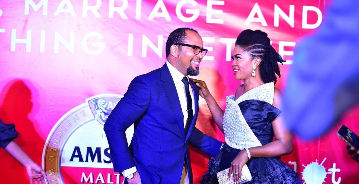 Ramsey Nouah, Omoni Oboli, more attend 'My Wife And I' premiere