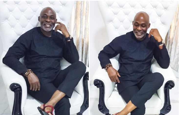 'In the strive for a better Nigeria I have had to look inwards for everything' - Richard Mofe-Damijo