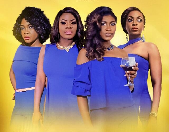 Blessing Egbe hits the cinemas with Omoni Oboli and Kate Henshaw in 'The Women'