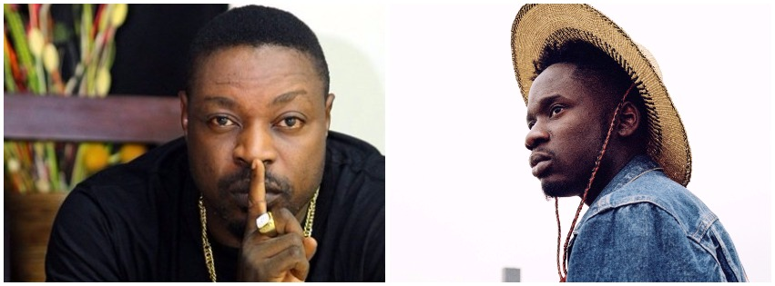 'You  Must Be A Stupid Man; You're a Fool' - Eedris Abdulkareem Lashes at Mr Eazi