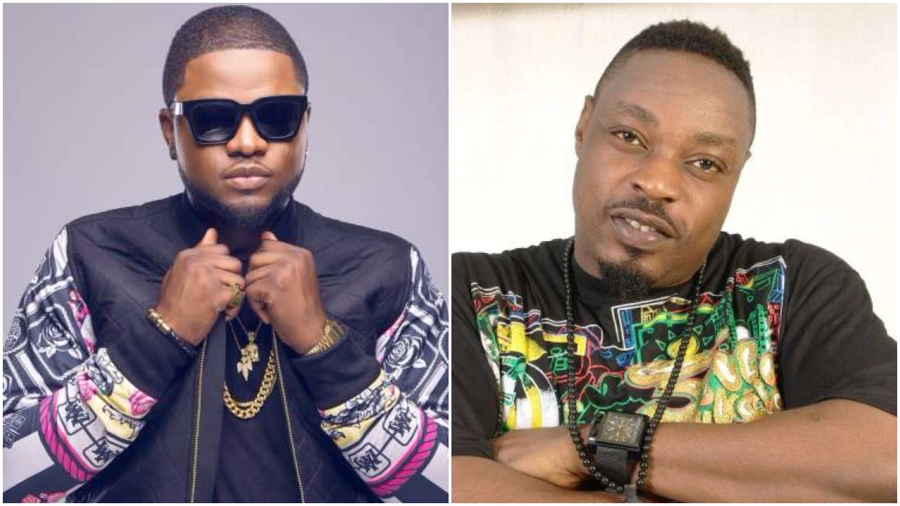 'If you want to advice us, you don't have to insult anybody' - Skales to Eedris Abdulkareem