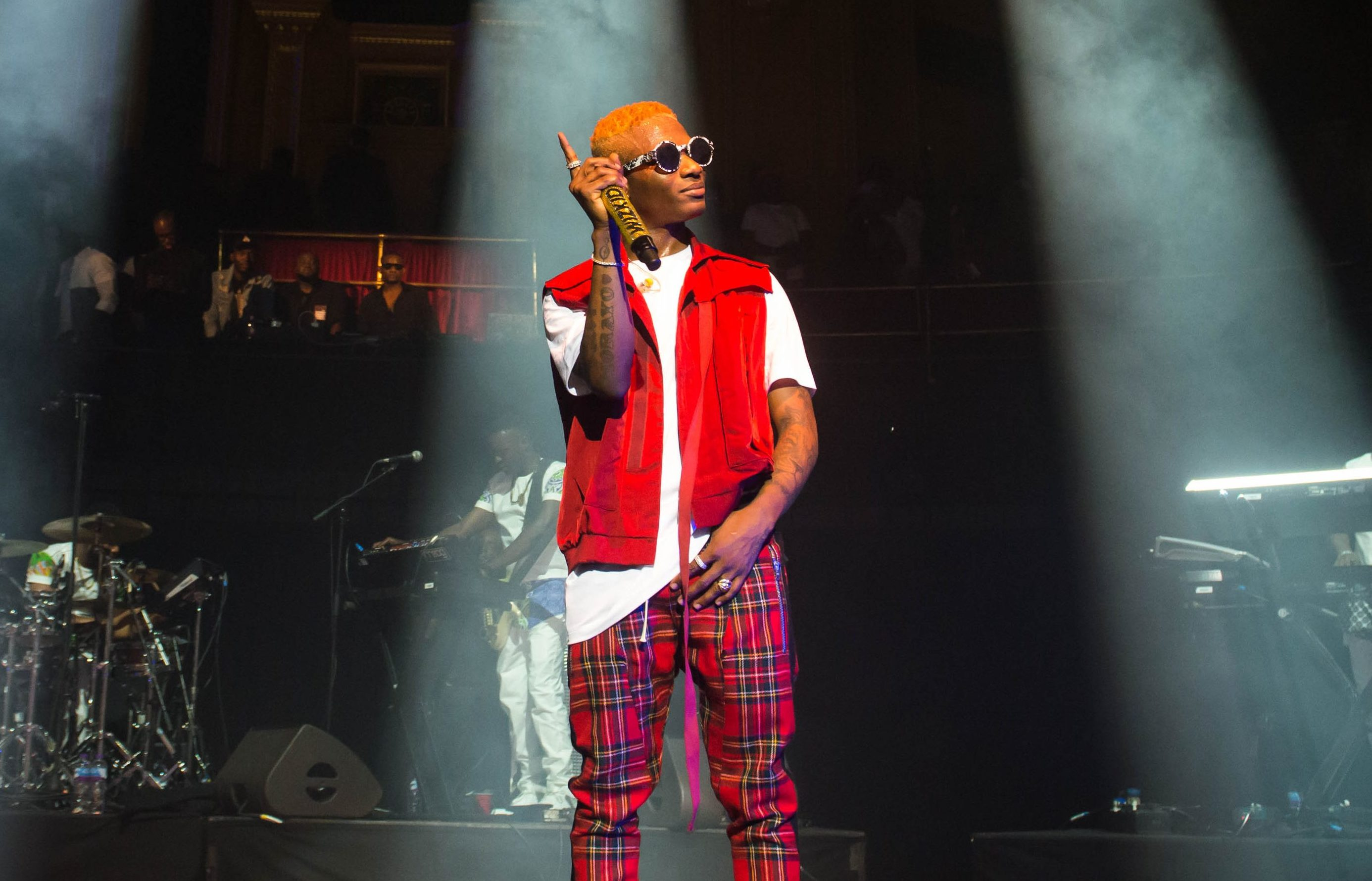 Visa Issues Prevent Wizkid From Performing At Coachella
