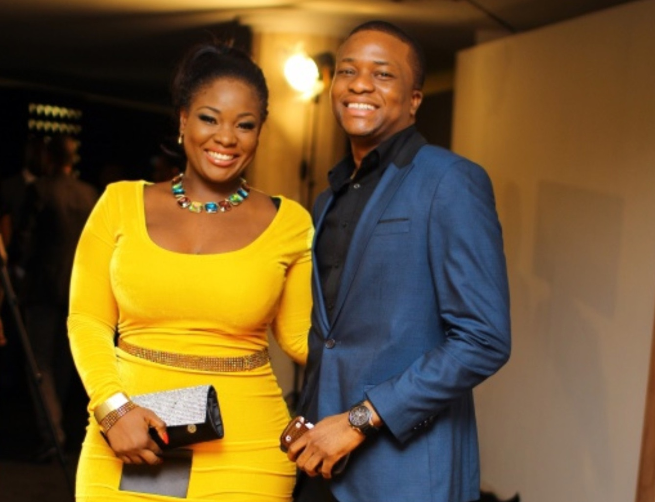 This Video Of Toolz And Her Husband Is The Cutest Thing You'll See Today