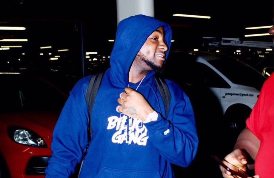 Tagbo: Davido Releases Official Statement And Video Footage To Prove His Innocence