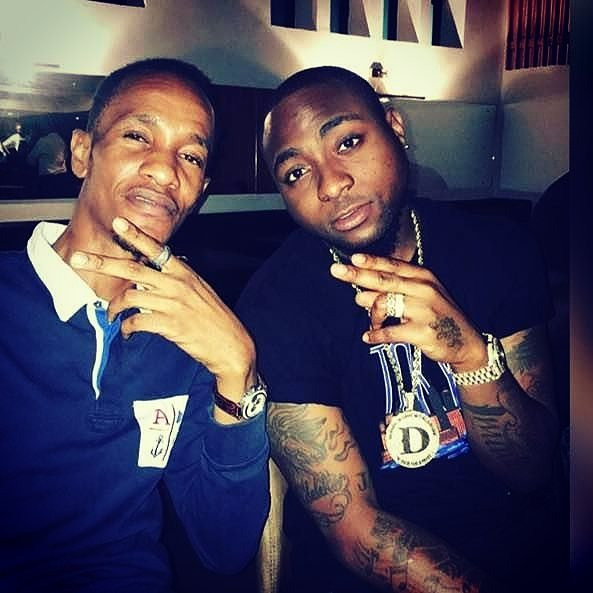 Davido Remembers Tagbo, His Friend Who Died Under Controversial Circumstances Last Year