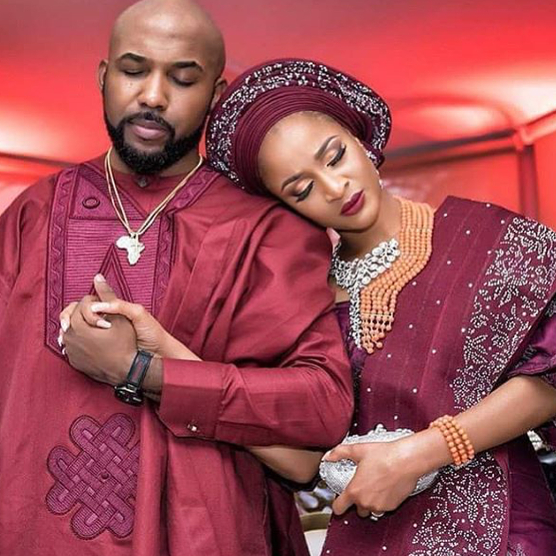 Banky W Mistakenly Shows Off His Wife's Goodies While Gushing About Their Honeymoon