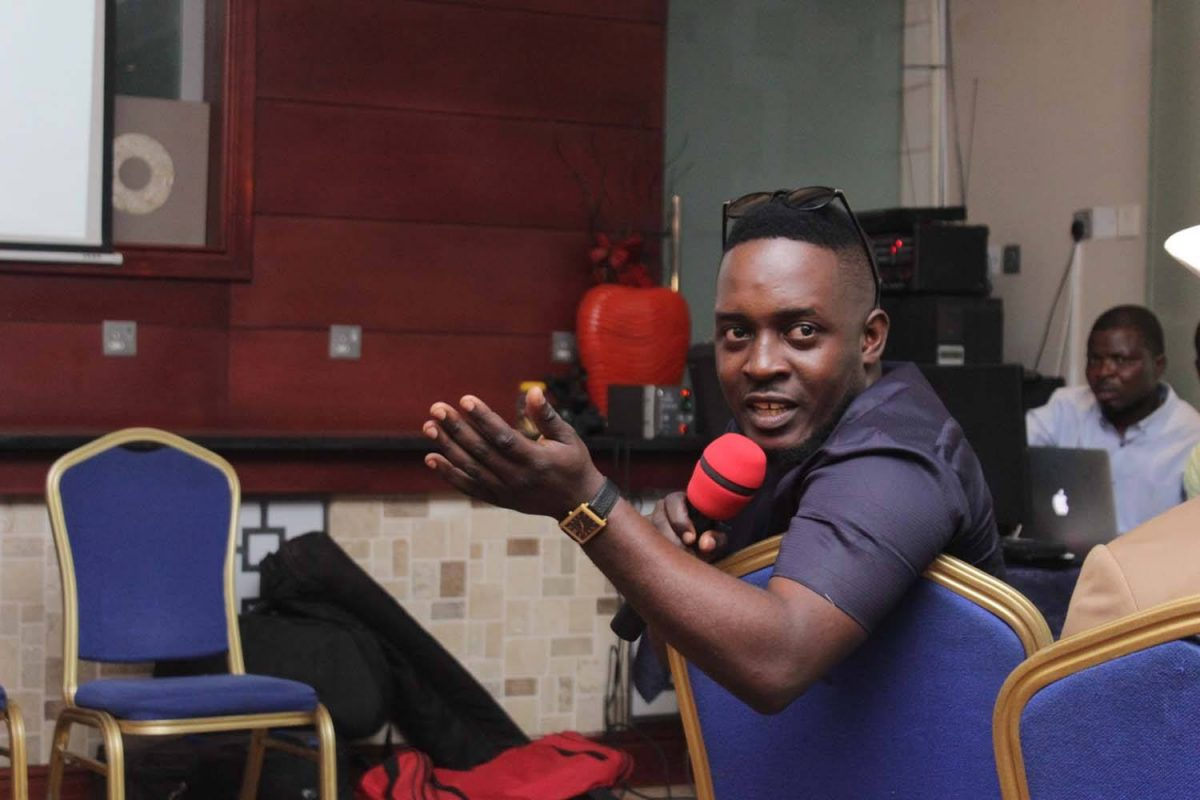 'Journalists Are More Important Than Entertainers'- MI Abaga