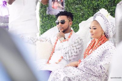 Don't Let #BAAD2017 Distract You From #ON2017: Oritsefemi And Nabila's Wedding