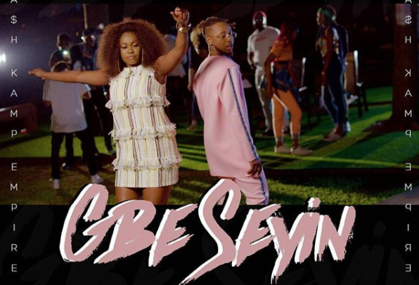Yung6ix Releases Video For 'Gbe Seyin' Ft Niniola