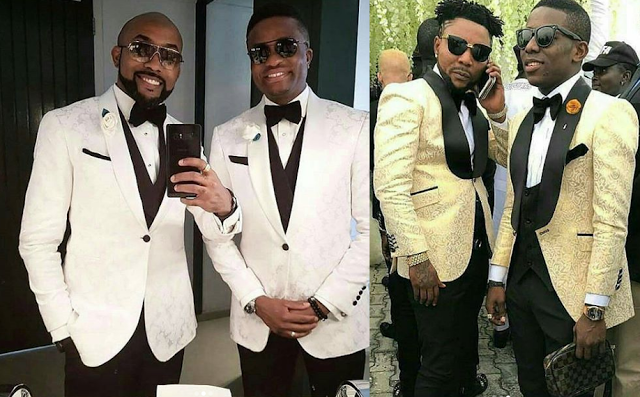 What A Coincidence: Oritsefemi Says He Just Found Out His Wedding Was The Same Day As #BAAD2017