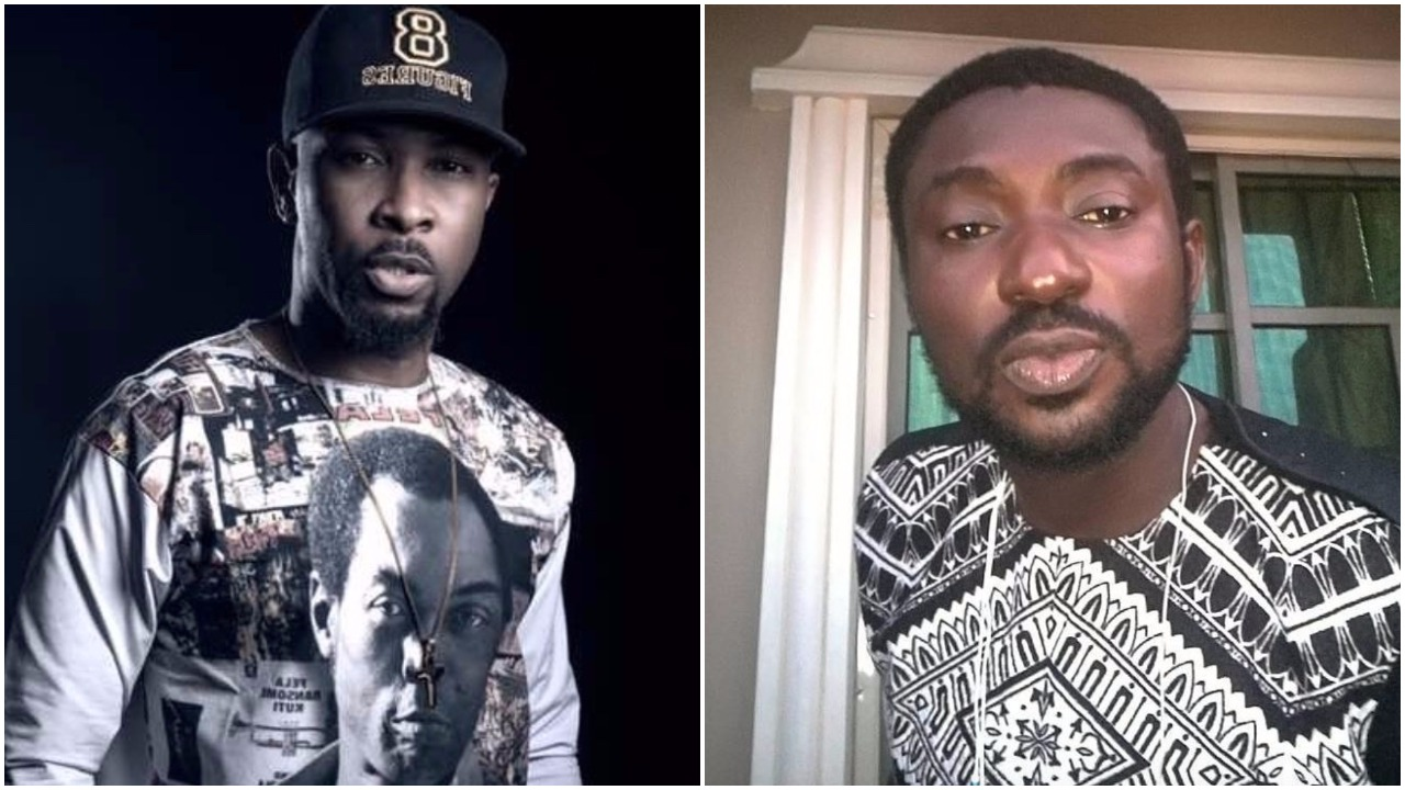Dear Blackface, 2face Is Not Your Father And He Owes You Nothing- Ruggedman