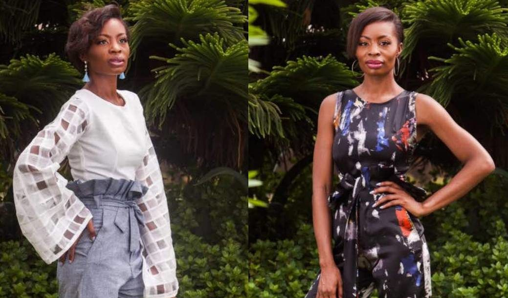 Lamide Akintobi Launches Capsule Collection With The 5K Shop