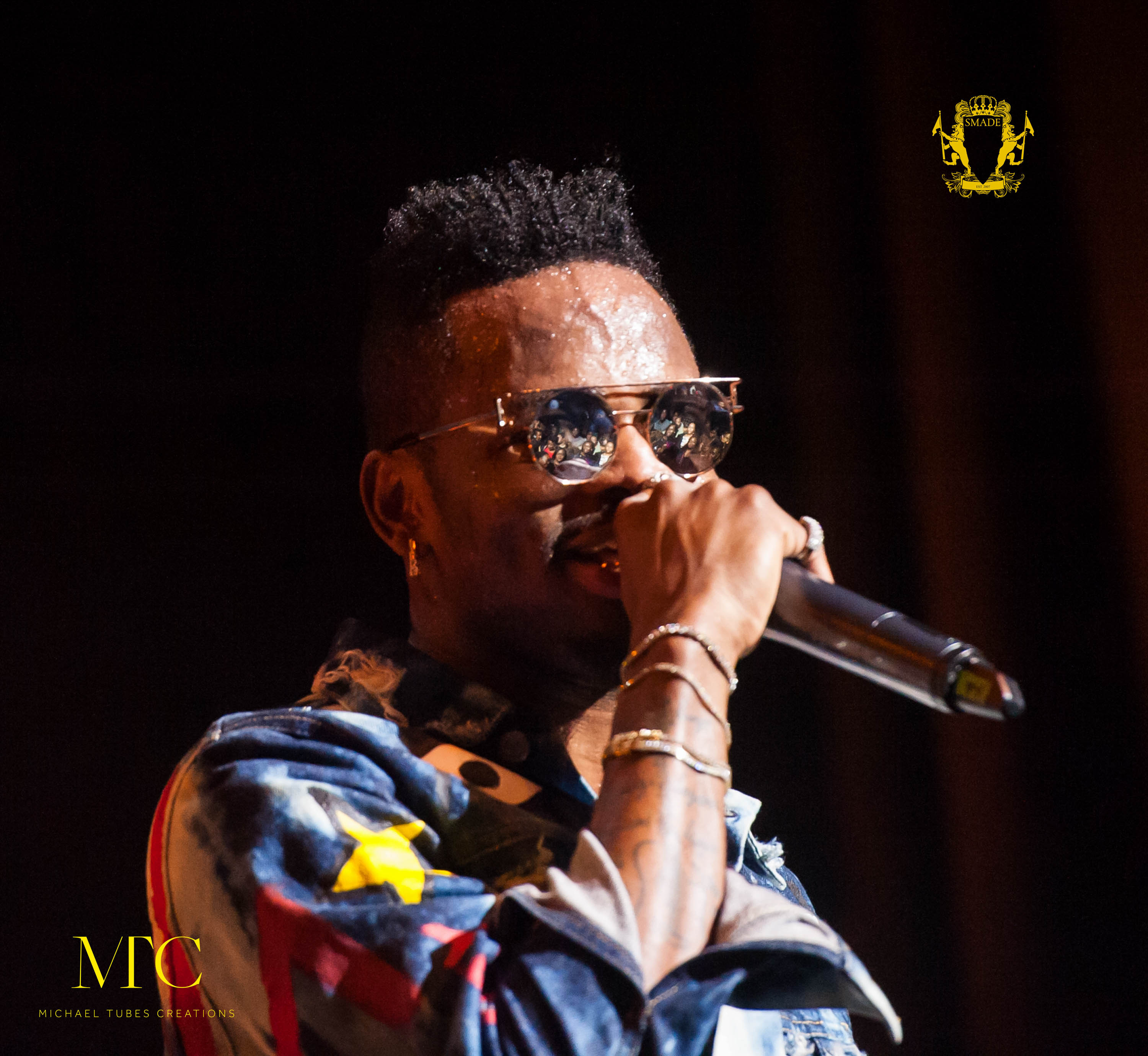 How Diamond Platnumz Lit Up Indigo O2 Arena With Grammy Award Winning Band, Morgan Heritage