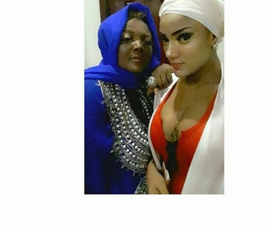 Ex-BBNaija Star Gifty Celebrates Mum, Reveals All She Went Through After The Death Of Her Husband