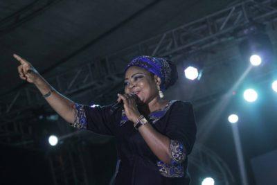 One Lagos Fiesta Day 3: Salawa Abeni, Sir Shina Peters, Paul Play Dairo Roll Back The Years