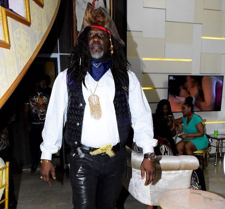 See Photos Of The Interior Of Senator Dino Melaye's House And His Pirates Of The Caribean Themed Party