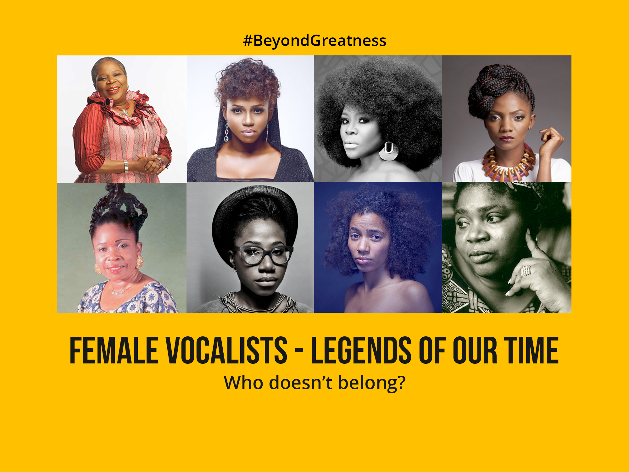 'Adesua Etomi and Small Doctor are not Legends!' Nigerians react to #BeyondGreatness Twitter trend