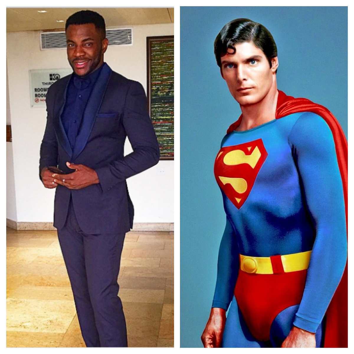 Seven Nollywood Celebrities Who Can Fit Into Popular Superhero Characters