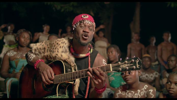 Paul Okoye AKA Rudeboy Drops Music Video For Single 'Nkenji Keke'