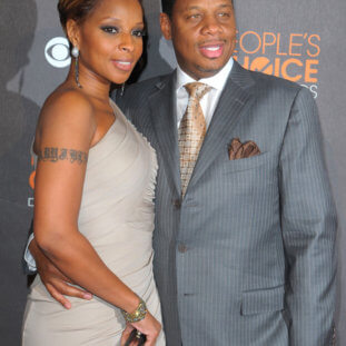 Mary J Blige's  Ex-husband Claims Divorce Battle Got Him Hospitalised, Demands $35,000 More From Her Monthly
