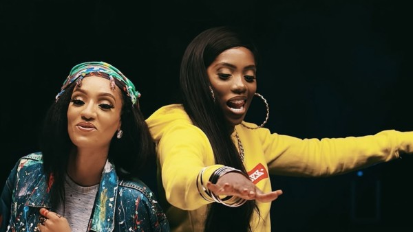 """Di'Ja Releases Video For """"The Way You Are"""" ft Tiwa Savage"""