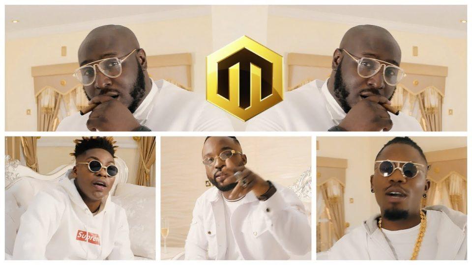 "Three Songs In One: DJ Big N ""The Trilogy"" ft Reekado Banks x Iyanya and Ycee"