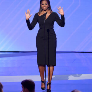 Michelle Obama Endorses Black Panther!