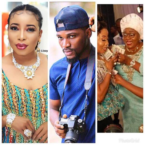 #BBNaija 2018: Nollywood Actress Lizzy Anjorin Has Sweet Things To Say About Tobi Bakare