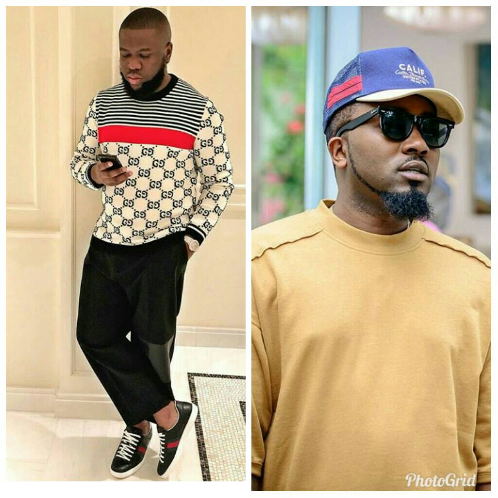 'I Once Sold Bottled Water To Ice Prince In Traffic' - Hushpuppi