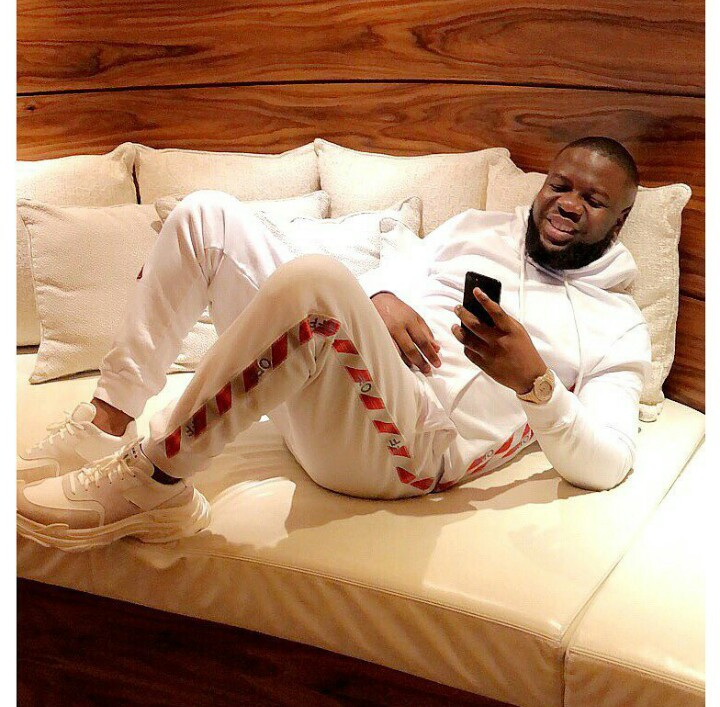 Viral Gucci 'Star' Hushpuppi Reveals He Is Sex Starved