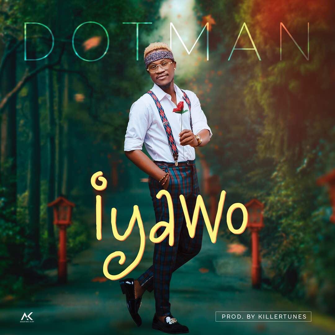 Dotman Akube Releases New Single Titled 'Iyawo'